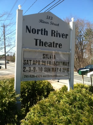 North River Theater, Community Theater, Norwell  Massachusetts